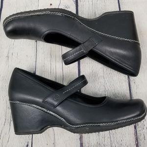 ROCKPORT | wedge heel maryjane shoes